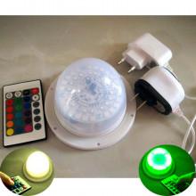 Подсветка для кашпо светодиодная беспроводная
